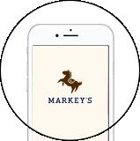MARKEY'S MEMBERS アプリ