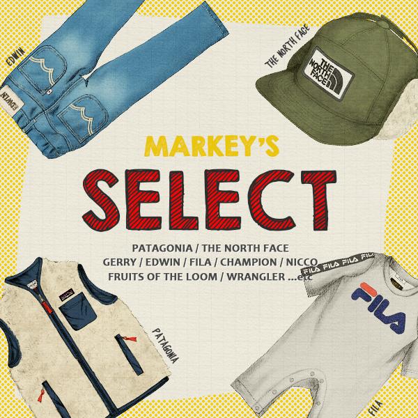 MARKEY'S SELECT ITEM